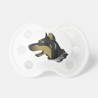 96Angry Dog _rasterized Pacifier