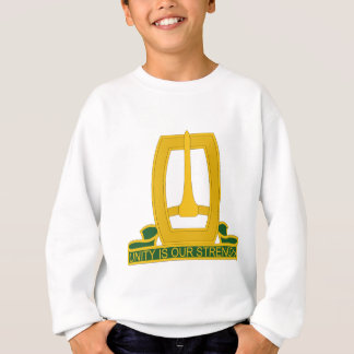 96th Military Police Battalion - Unity Is Our Stre Sweatshirt