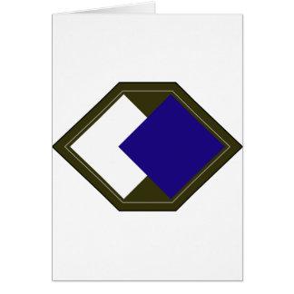 96th Sustainment Brigade Greeting Cards