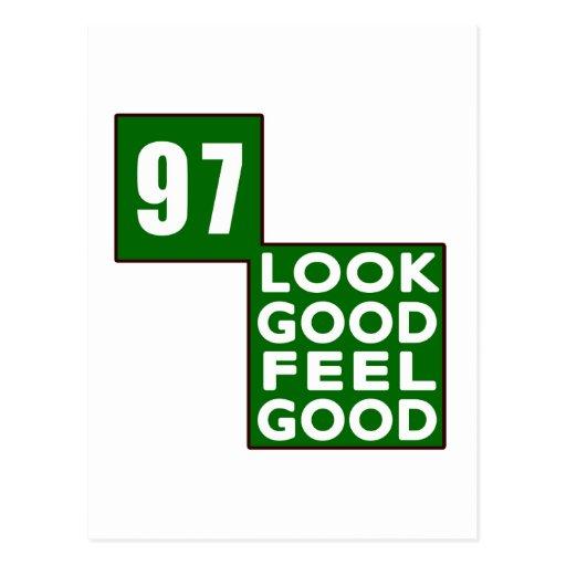 97 Look Good Feel Good Postcards