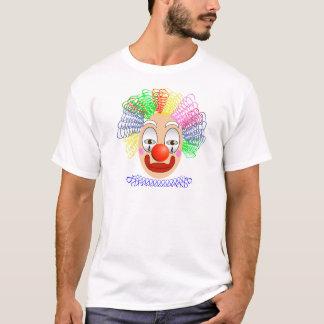 97Clown Head_rasterized T-Shirt
