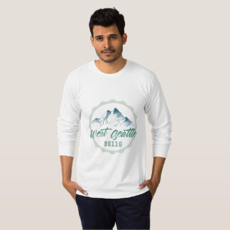 98116 shirt for West Seattle m/w