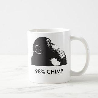 98% CHIMP COFFEE MUG
