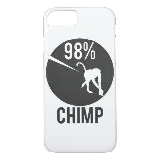 98% chimp iPhone 8/7 case