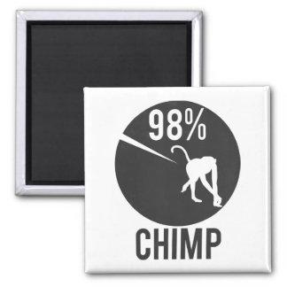 98% chimp magnet