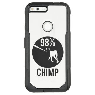 98% chimp OtterBox commuter google pixel XL case