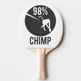 98% chimp ping pong paddle