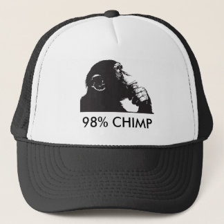 98% CHIMP TRUCKER HAT
