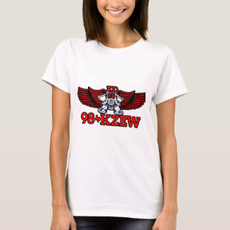 98 KZEW Red ZOO T-Shirt