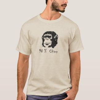 98 Percent Chimp tee