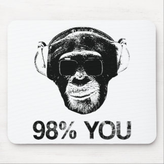 98% YOU MOUSE PAD