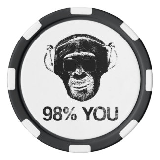 98% YOU POKER CHIPS