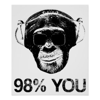 98% YOU POSTER