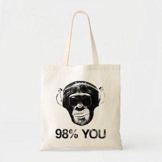 98% YOU TOTE BAG