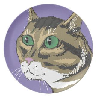98Cat Head_rasterized Plate