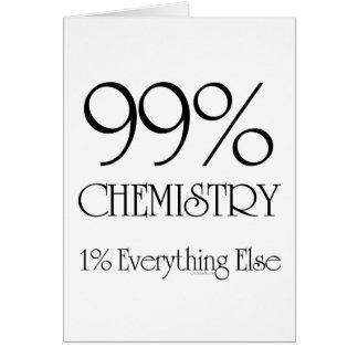 99% Chemistry Cards