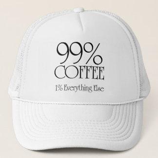 99% Coffee Trucker Hat