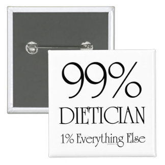 99 Dietician Buttons