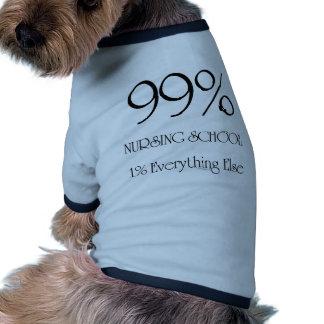 99 Nursing School Doggie Tshirt