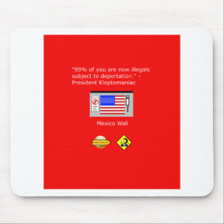 99% of Americans Mouse Pad
