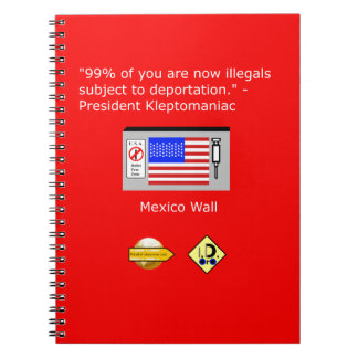 99% of Americans Notebook