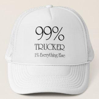 99% Trucker Trucker Hat