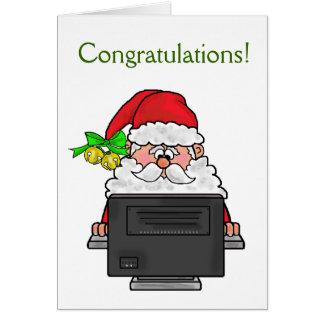 99% Who've Been Good Christmas Card