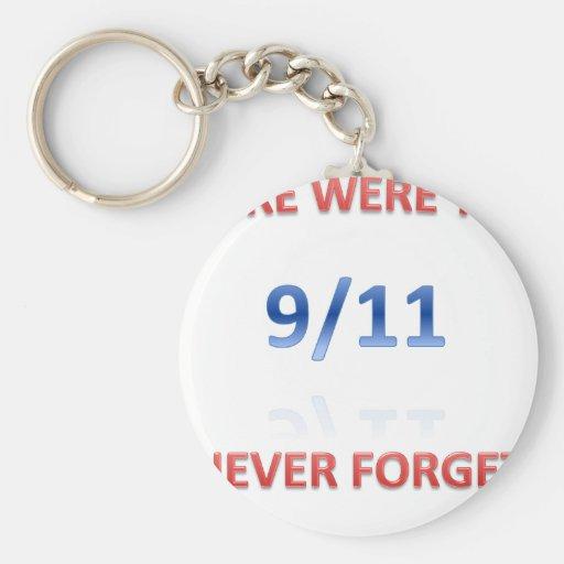 9/11/2001 KEYCHAINS