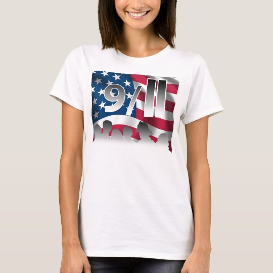 9/11 Commemorative Shirt