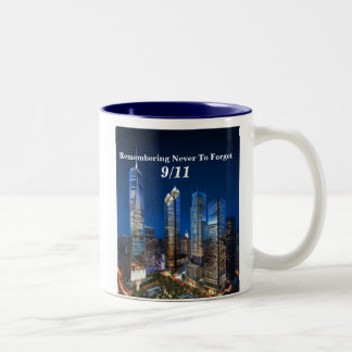 9/11 COMMERATIVE COFFEE CUPS