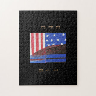 9-11 Commerative Jigsaw Puzzle