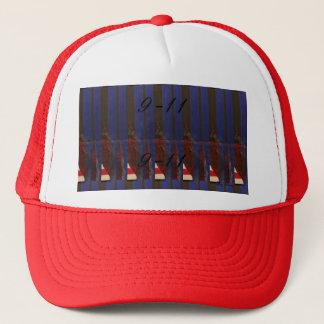 9-11 Commerative Trucker Hat