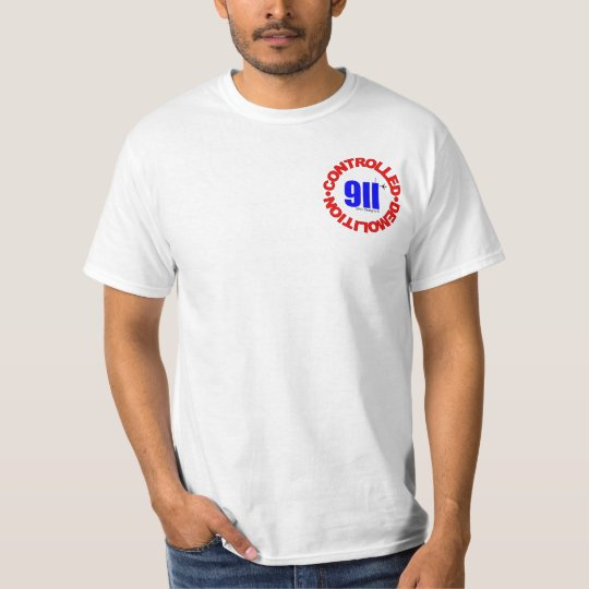 9/11 CONSPIRACY T-Shirt