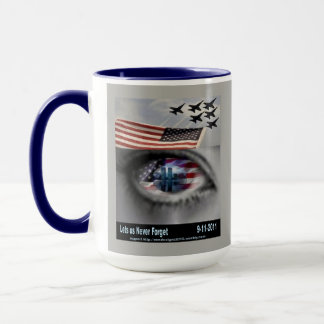 9-11 design 5 mug