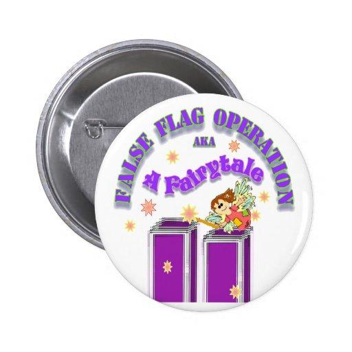 9/11 Fairytale Buttons