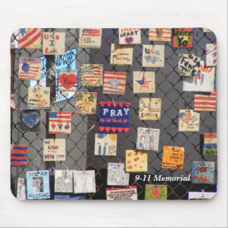 9-11 Memorial Mousepad