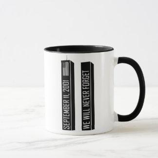 9_11 Memorial Mug
