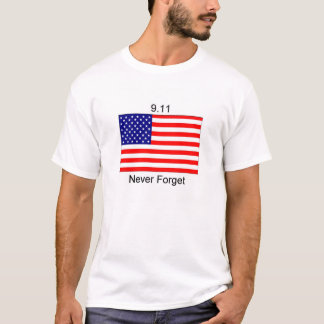 9.11 Never Forget T-Shirt