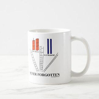 9/11 Never Forgotten Mug