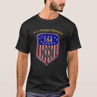 9 11 Pentagon Memoria T-Shirt