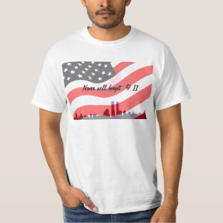 9/11 Remembered_ T-Shirt