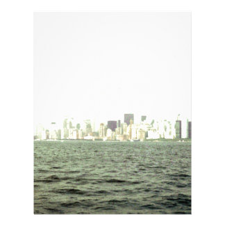 9/11 Revisted Letterhead Template