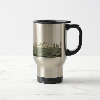9/11 Revisted Travel Mug