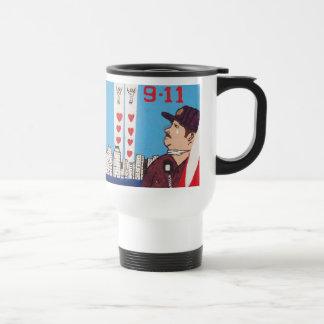 9-11 Travel Mug