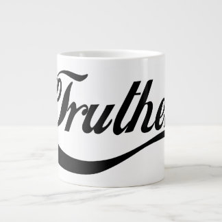9/11 Truther Giant Coffee Mug