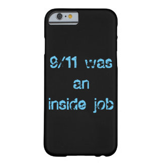 9/11 was an inside job iPhone 6 hard Case