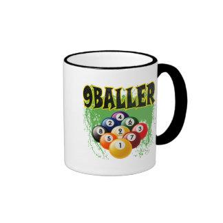 9 BALLER COFFEE MUGS