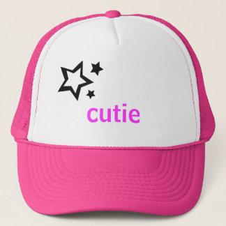 9, cutie trucker hat