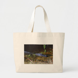 9 Gator Country.JPG Large Tote Bag