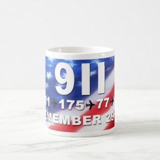 9-II Numbers Coffee Mug